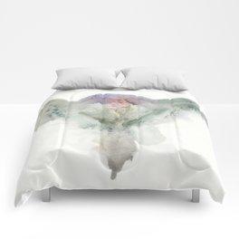 Canon's Vulva Print No.1 Comforters