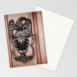 Eagle Door Knocker Stationery Cards