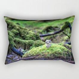 Signs Of Life Rectangular Pillow