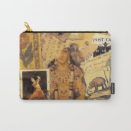 Indian Glories Carry-All Pouch