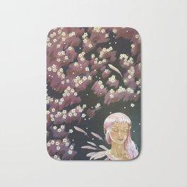 Plum Blossom Bath Mat