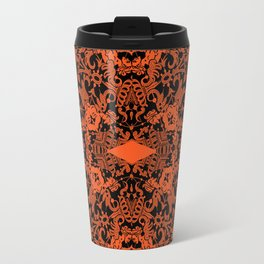 Lace variation 02 Travel Mug