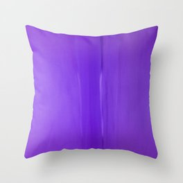 Abstract Purples Throw Pillow