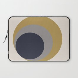 Nested Circles Laptop Sleeve