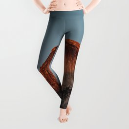 Yosemite Half Dome Glow Leggings