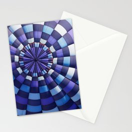 Air Baloon Pattern Stationery Cards
