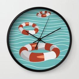 Lifesaver? Wall Clock