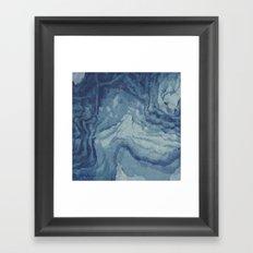 Tidal Pool Framed Art Print