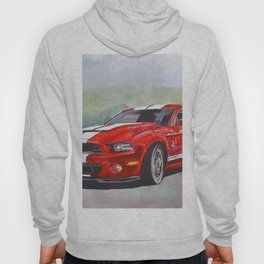 Red Cobra Hoody