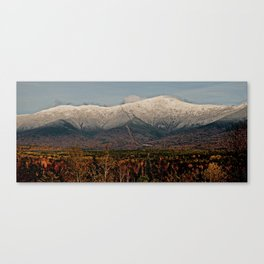 Mount Washington Valley New Hampshire Canvas Print