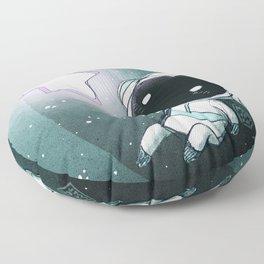 Spaceboy Floor Pillow