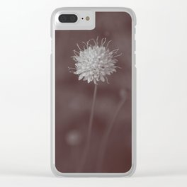 Little plant II Clear iPhone Case