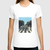 potter T-shirts featuring Potter Road by alboradas