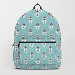 Merry Christmas Yeti Backpack