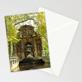 The Medici Fountain Stationery Cards