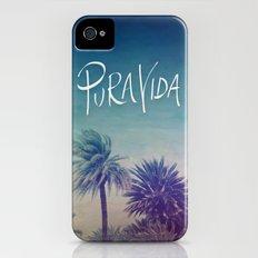 Pura Vida iPhone (4, 4s) Slim Case