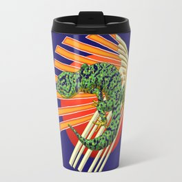 Native Japanese Gecko Travel Mug