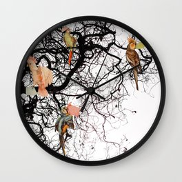 THE MESSENGERS Wall Clock