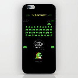 """""""inAdeguati"""" iPhone Skin"""