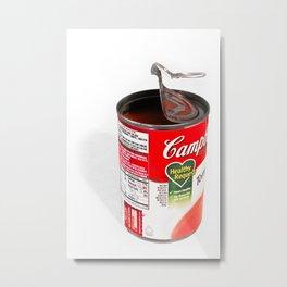 Ode To Warhol Metal Print