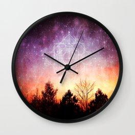 birth of a supernova Wall Clock