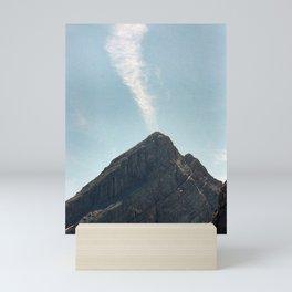 Great. Smokey. Mountain. Mini Art Print