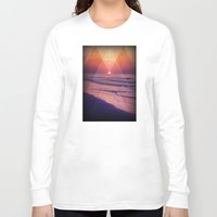 sunrise Long Sleeve T-shirts featuring Sunrise by Phil Perkins