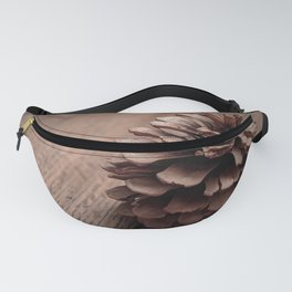 Fall Pine Cone Fanny Pack