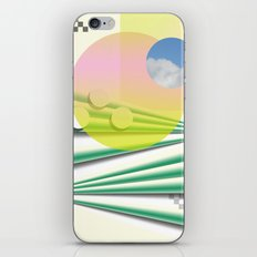 Peach Sky iPhone & iPod Skin