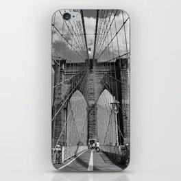 Welcome to Brooklyn iPhone Skin