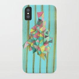 Origami II iPhone Case