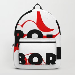 Born In Poland, power edition Backpack
