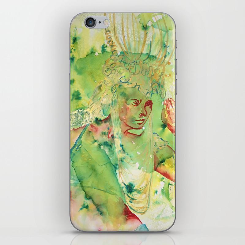 Conditioned Response Iphone & Ipod Skin by Amarikulas PSK7967712