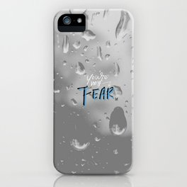 BTS - Love Yourself tear iPhone Case