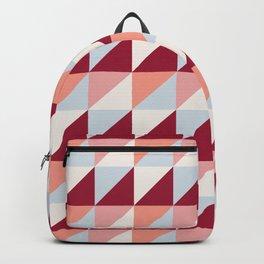 Trio (maroon) Backpack