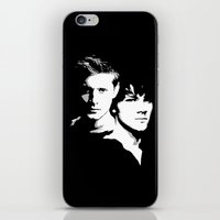 winchester iPhone & iPod Skins featuring Winchester Brothers by Markusian