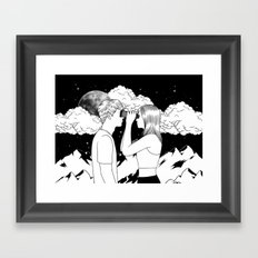 Exploring you Framed Art Print