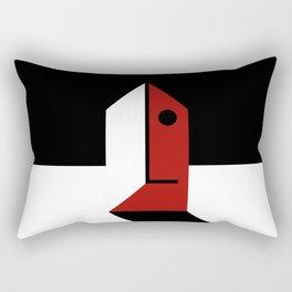 OBSERVER Rectangular Pillow