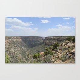 Soda Canyon Canvas Print