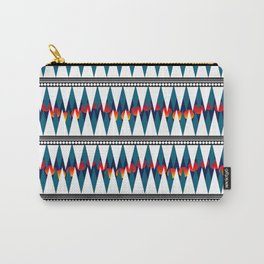 Mountains Sunset Carry-All Pouch