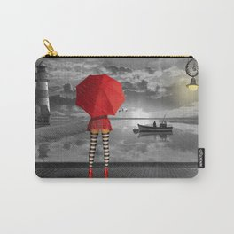 Sunny outlook Carry-All Pouch