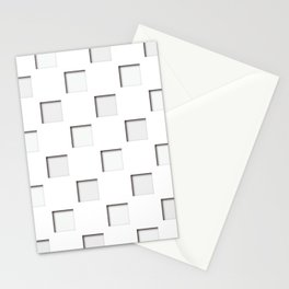 Japanese checkered pattern #13 Stationery Cards