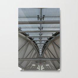 Little Tokyo Station Metal Print