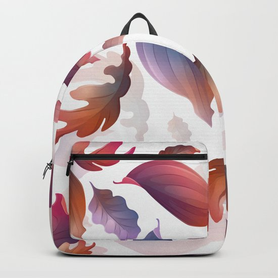 Abstract Autumn Backpack