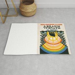 Vintage poster - South Kensington Rug