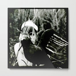 Fear Part 2 Metal Print