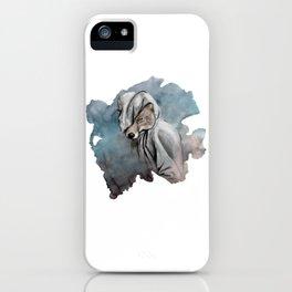 Mister Renard iPhone Case