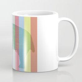 Color Elephant Coffee Mug