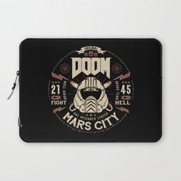 Doom - Fight Hell Laptop Sleeve
