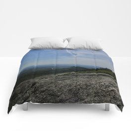 Scenic Views From Chick Hill Comforters